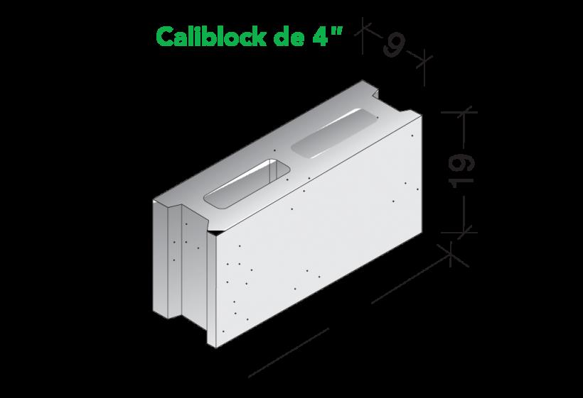 Caliblock 4″